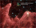 'Mountains of Creation' in Cassiopeia