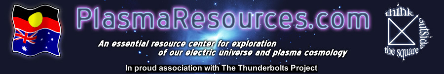 PlasmaResources.com Banner - Design: Siggy_G. 									Background pic Boomerang Galaxy (pic flipped and distorted) 									Credit:  NASA, ESA, R. Sahai and J. Trauger (JPL) and the WFPC2 Science Team